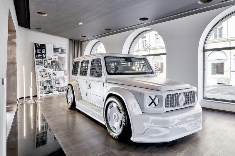 Mercedes Benz Virgil Abloh G Klasse