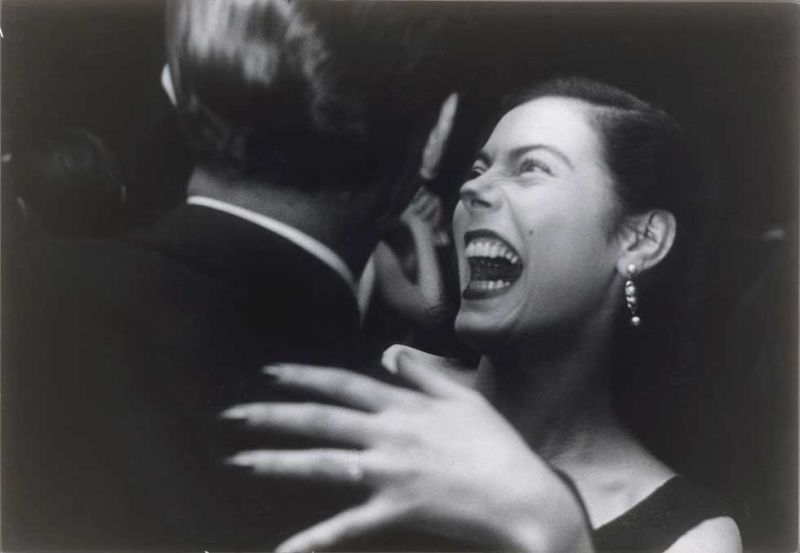 Garry Winogrand (American, 1928–1984) El Morocco, New York 1955 Gelatin silver print The Metropolitan Museum of Art, New York, Purchase, The Horace W. Goldsmith Foundation Gift, 1992 (1992.5107)