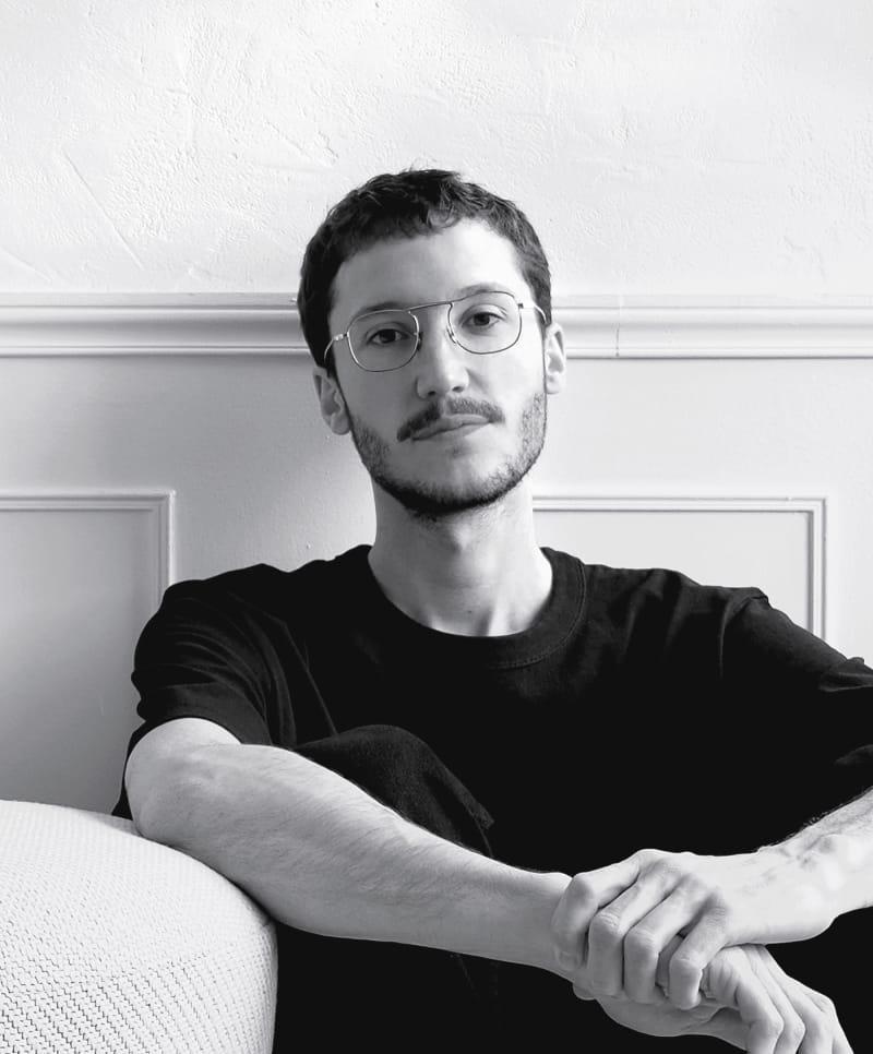 Frédéric Pellenq, Frankreich