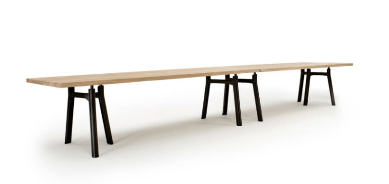 "7. Arco, ""Trestle Table"""