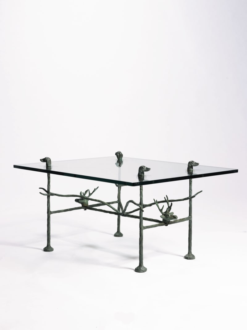 Giacometti Table
