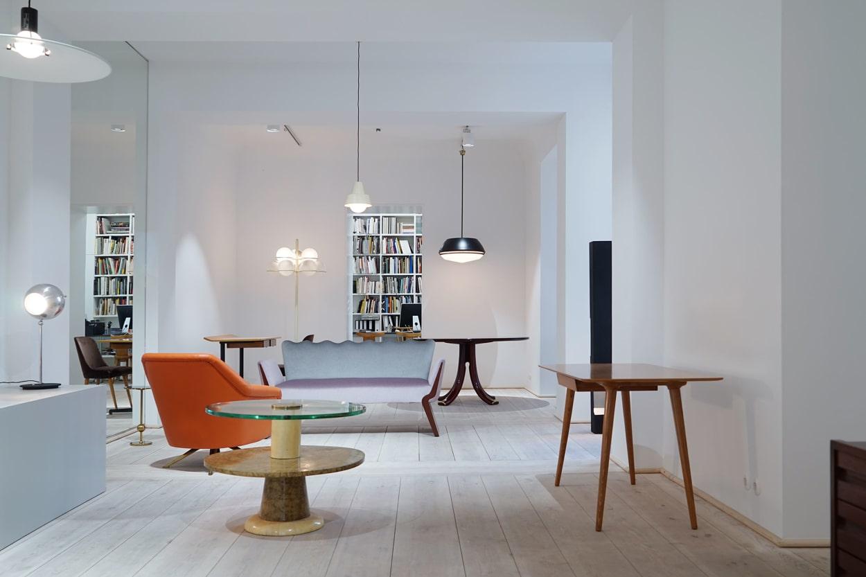 Jochum Rodgers, italienisches Design, Design Store Berlin