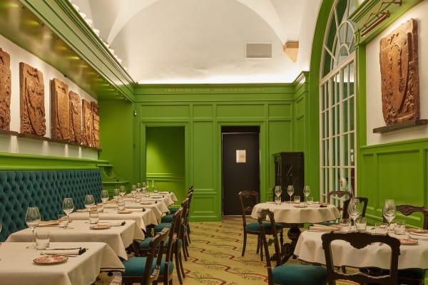 Feines vom Sternekoch: die Gucci Osteria von Massimo Bottura.