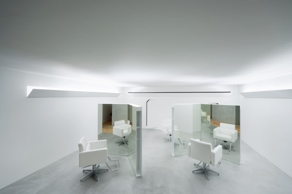 Hair Salon Ne by Teruhiro Yanagihara.