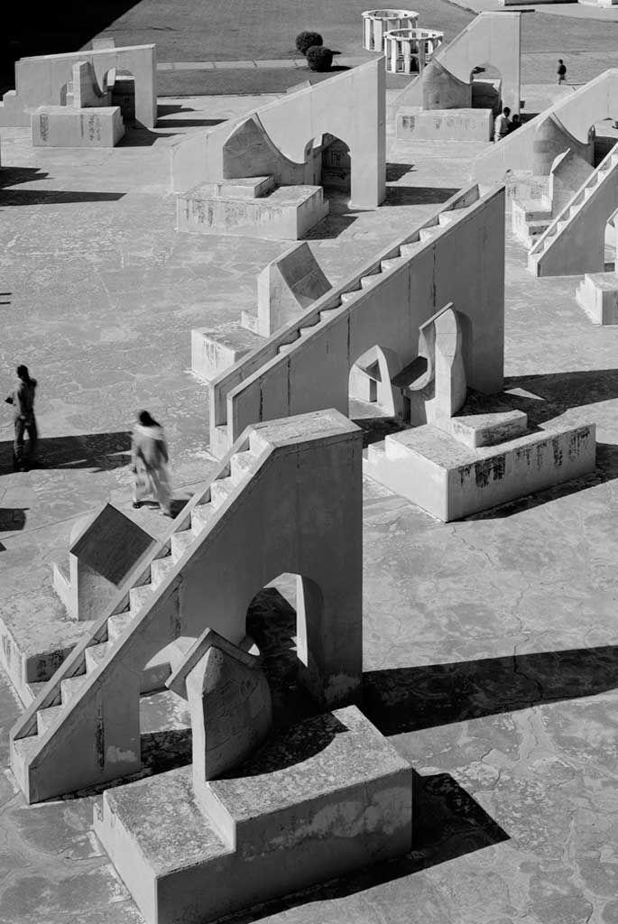 Hélène Binet' Jantar Mantar Observatory, Jaipur, India
