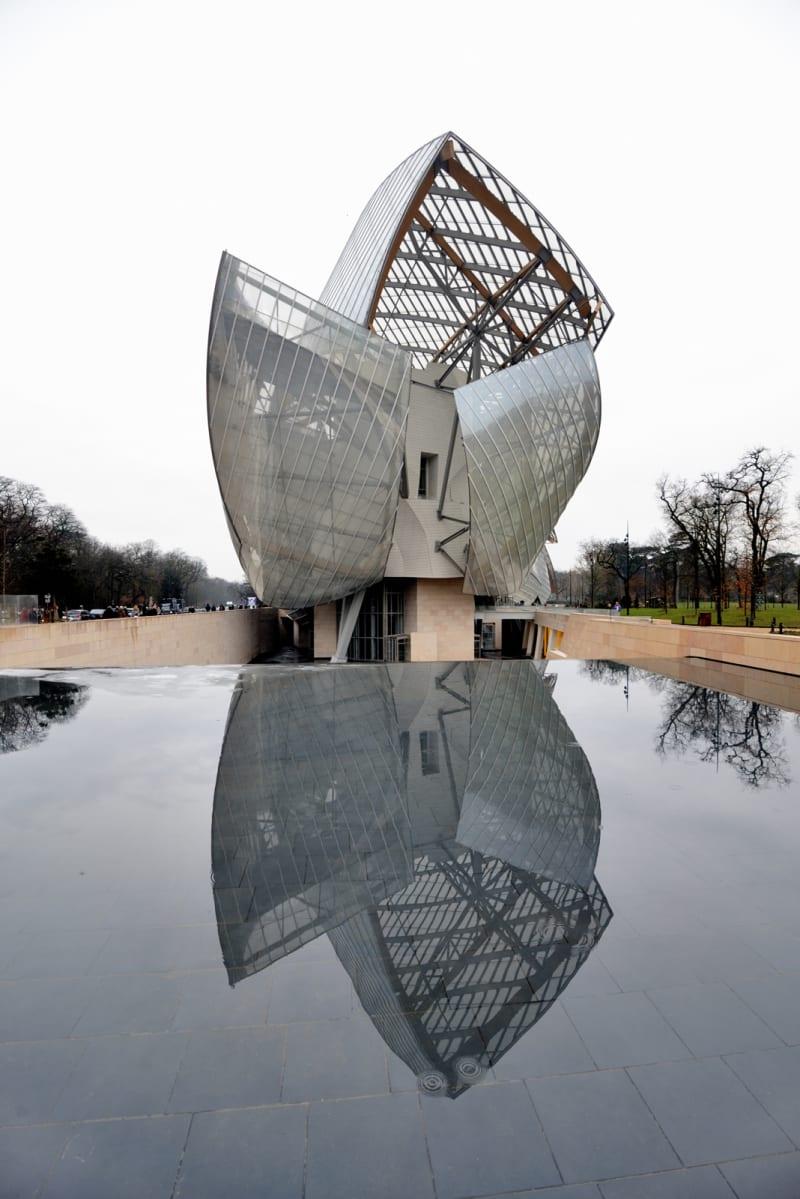 Fondation Louis Vuitton, Paris (2006-2014)