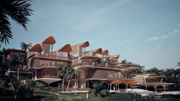Die geplanten Häuser auf der honduranischen Insel Roatán sollen Design, Nachhaltigkeit und die Bedürfnisse der Leute vor Ort vereinen.