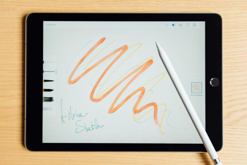 Apple iPad Pro Sketch