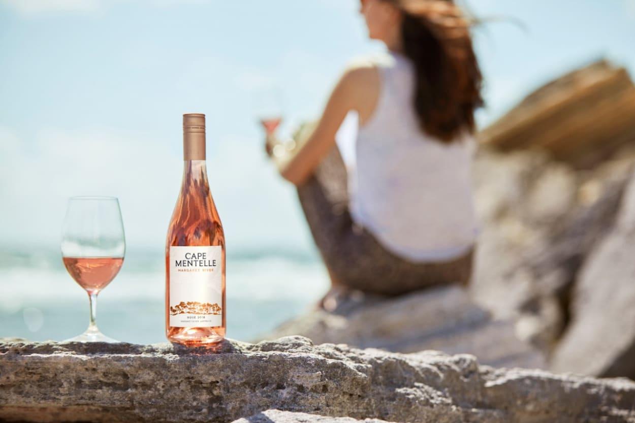 Cape Mentelle, Moët Hennesy, Rosé, Wein