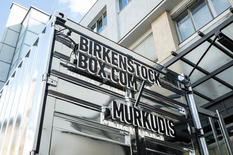 Birkenstock Box