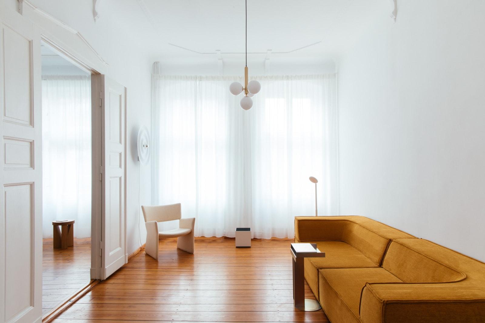 Atelier von Thisispaper Studio in Berlin