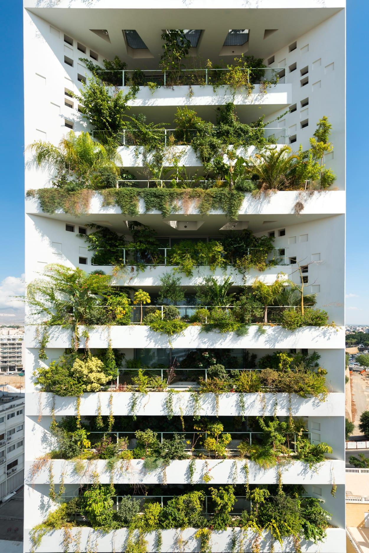 White Walls, Jean Nouvel, Zypern Architektur