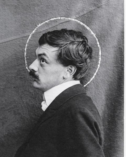 Koloman Moser, Porträt