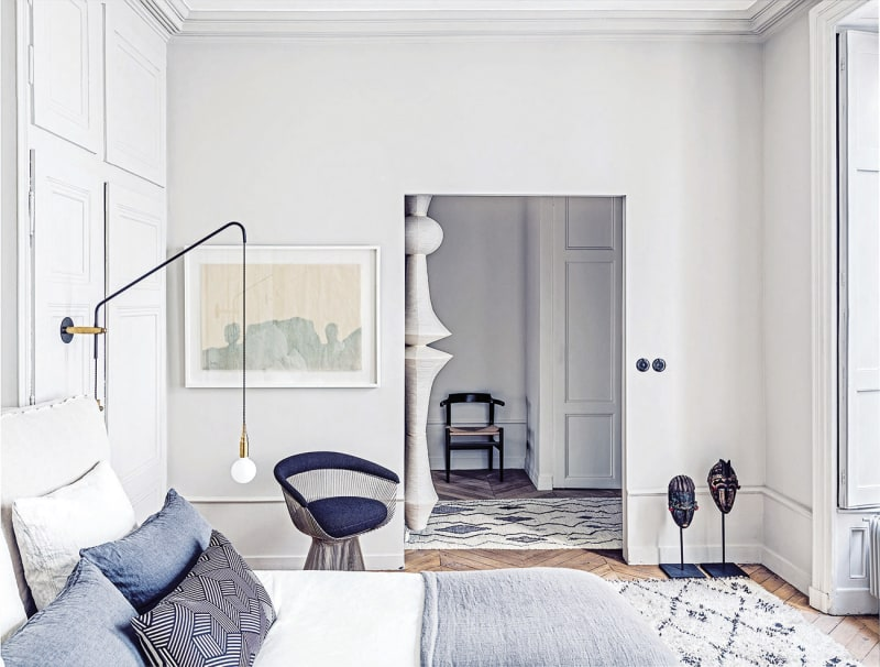 Apartment Lyon Daniel Gallo Isamu Noguchi