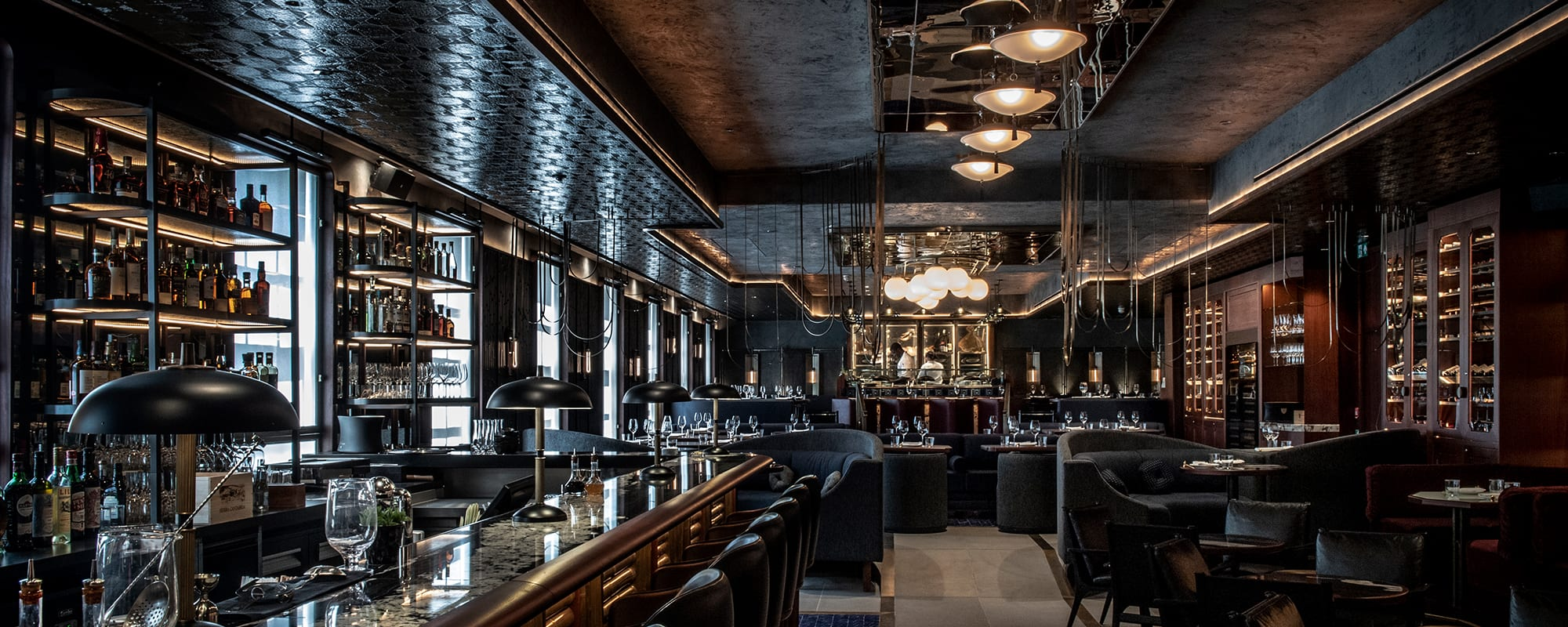 Lucky Cat, Design, Restaurant, London, Gordon Ramsay, AfroditiKrassa