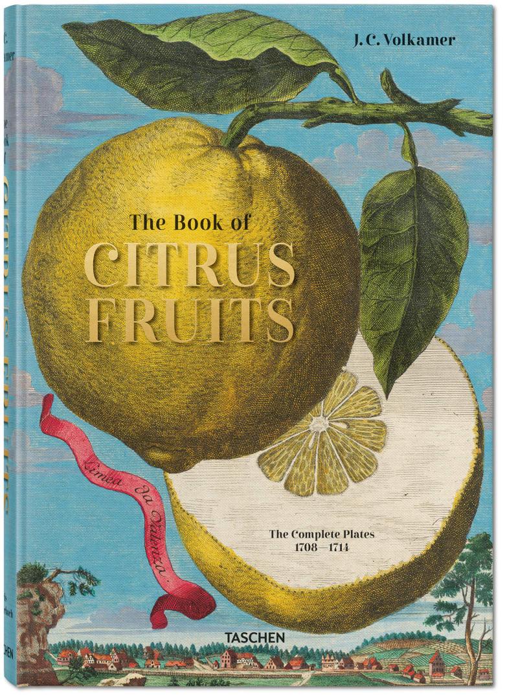 J.C. Volkamer: Citrus Fruits, durchnummerierte Auflage von 5000, 125 Euro