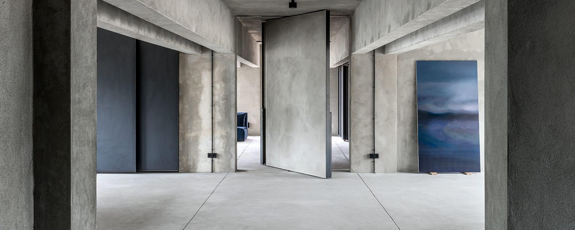 Plattenbau, Berlin, Beton, Architektur, Kollektiv