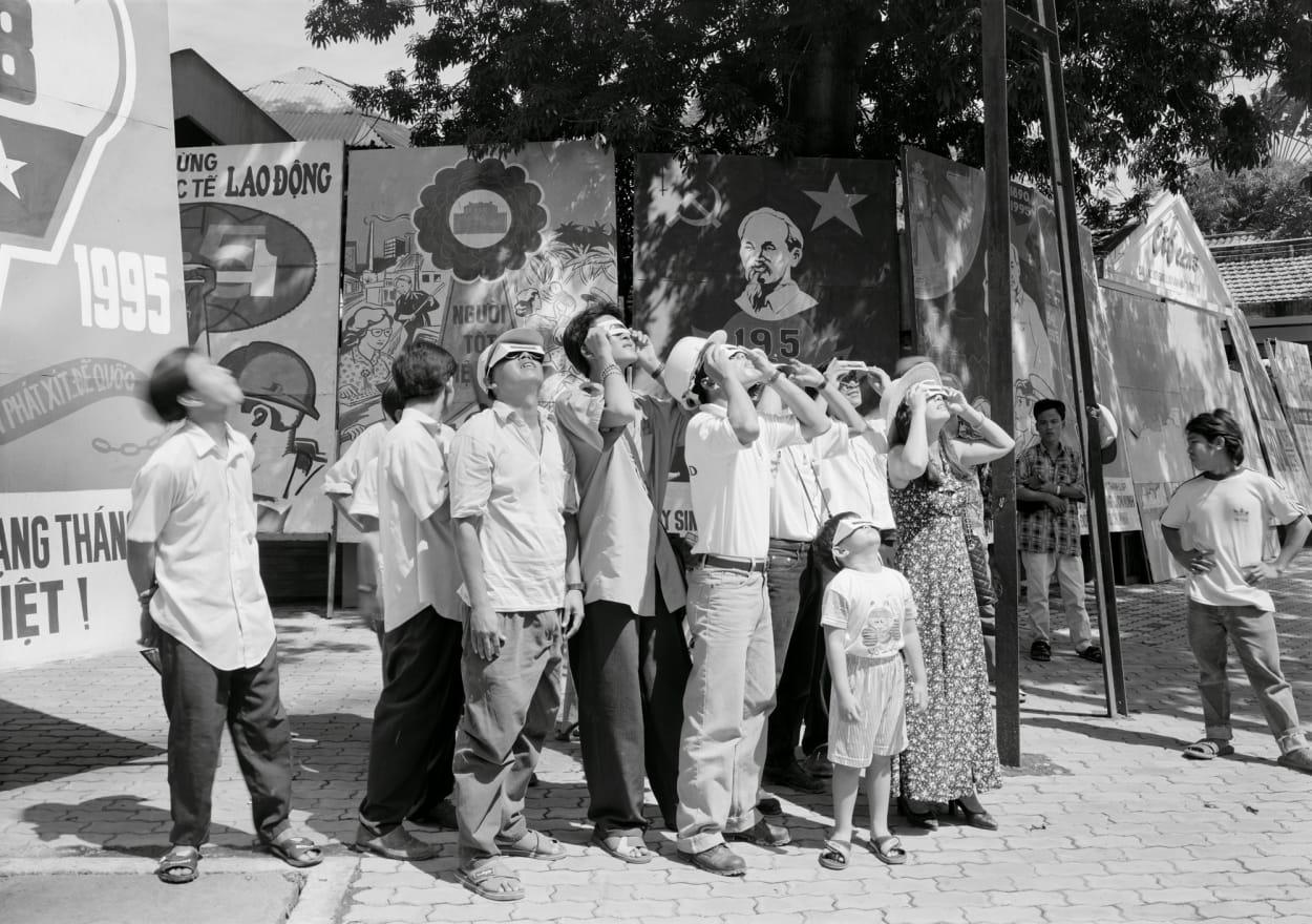 """Viet Nâm"" Serie, An-My Lê, Himmelsgucker, Schwarzweißfotografie Vietnam"