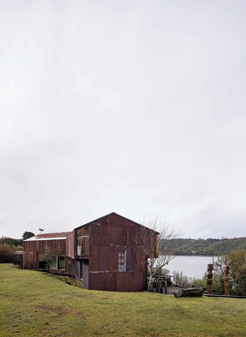 Casa Pollo von Ortúzar Gebauer