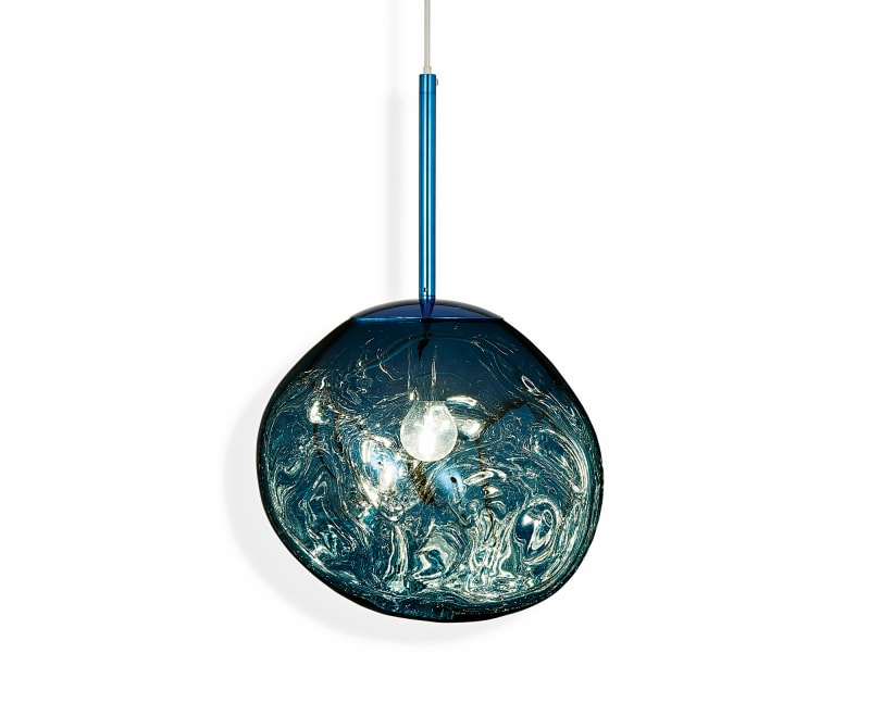 "1. Tom Dixon, ""Melt Blue"""