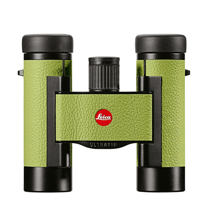 "Fernglas ""Ultravid Colorline 8 x 20"" in Apfelgrün von Leica"