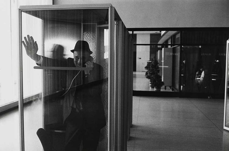 Garry Winogrand (American, 1928–1984) John F. Kennedy International Airport, New York 1968 Gelatin silver print Collection of John and Lisa Pritzker