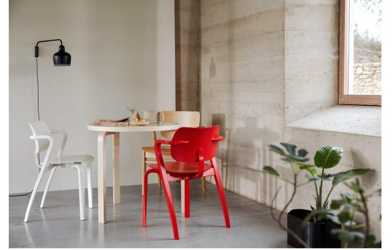 """1. Artek, """"Aslak Chair"""""""