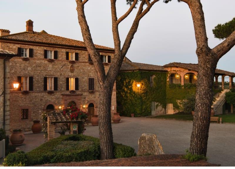 Relais & Châteaux, Hotel Borgo San Felice