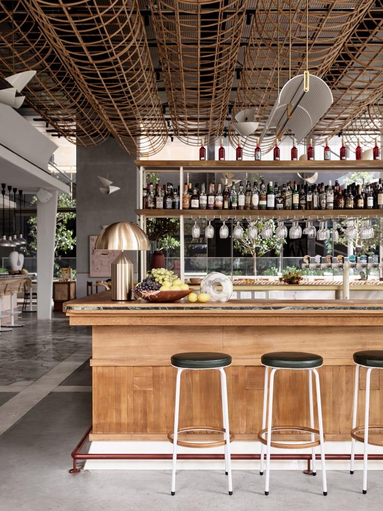 Restaurant-Eröffnung: das Glorietta in Sydney