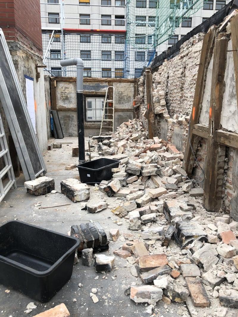 Umbau Berliner Altbau