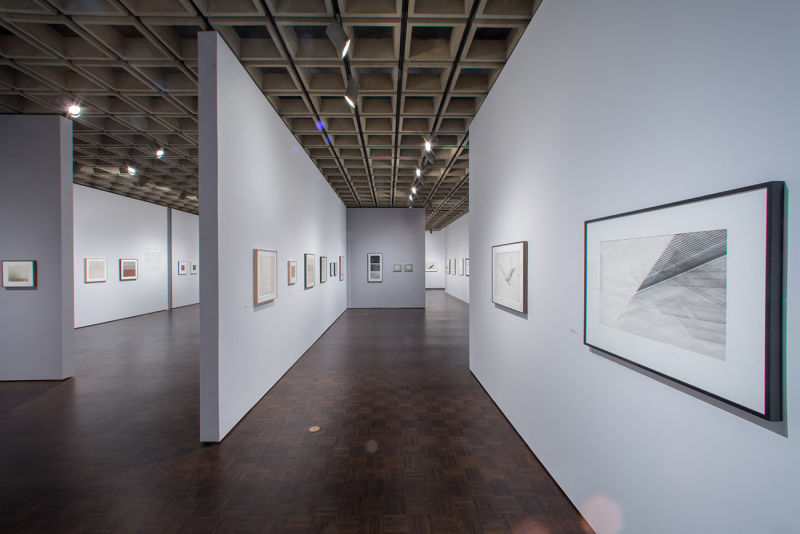 12.-Nasreen-Mohamedi-installation-view-4