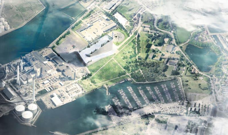 BIG Kraftwerk Kopenhagen