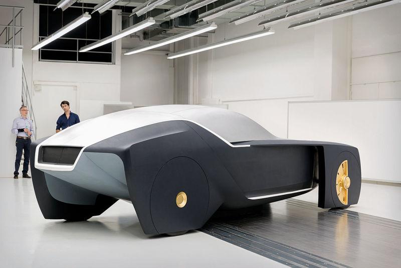 Rolls-Royce Vision Next 100 Prototyp