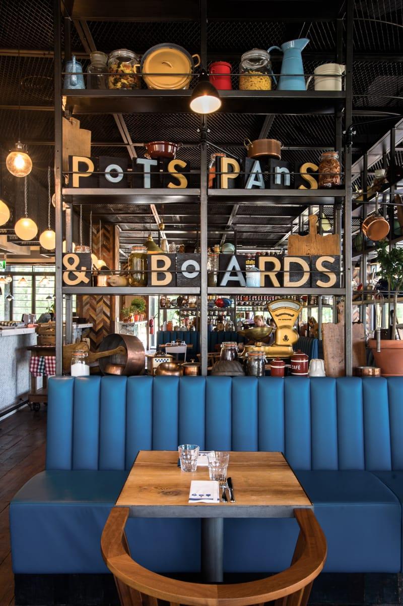 Pots, Pans & Boards