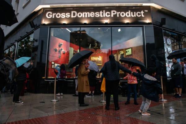 Banksy Merchandise GDP
