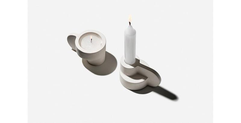 Für die Freunde: Candela Kerzenhalter von Pott