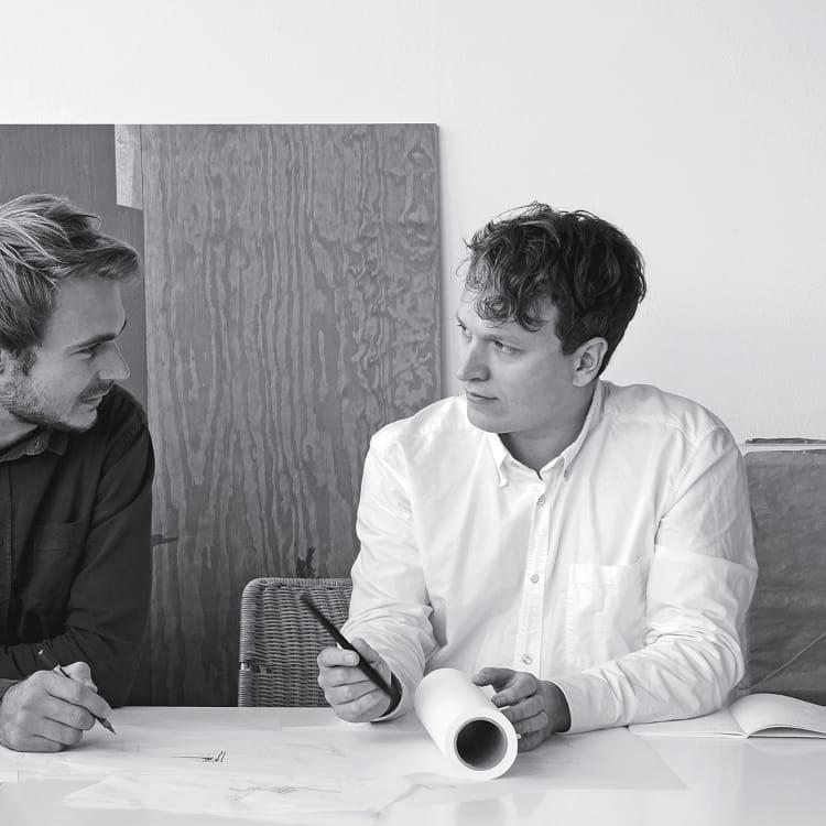 Johansen Skovsted Arkitekter, dänische Architekten,  Sebastian Skovsted, Johansen Skovsted, Søren Johansen,