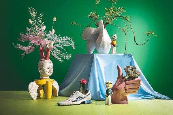 Vase Zimmerpflanzen Deko Fort Makers The Planter Show
