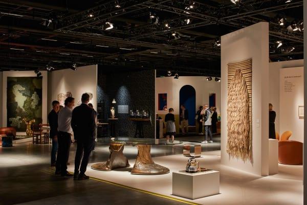 Design Miami/ in Basel findet 2019 vom 11.-16. Juni statt.