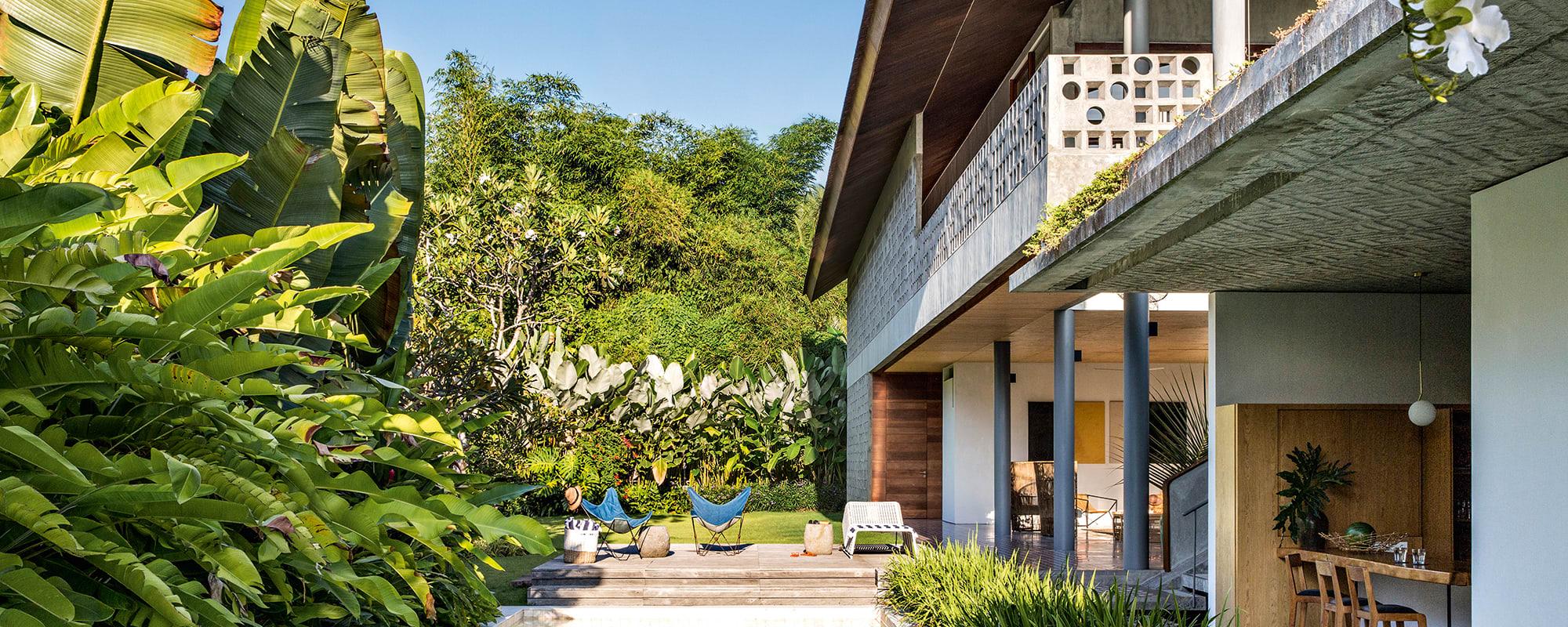 Bali, Architektur, Design