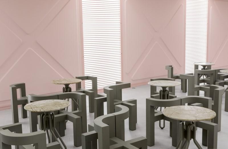 """Didier Faustino """"XYZ Lounge"""""""