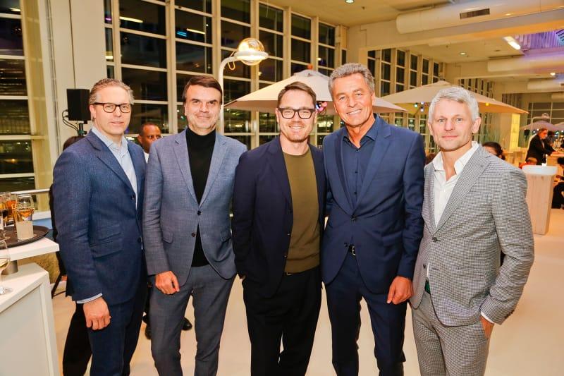 Robert Volhard, André Pollmann, Oliver Jahn, Detlef, Braun, Robert Bronwasser.