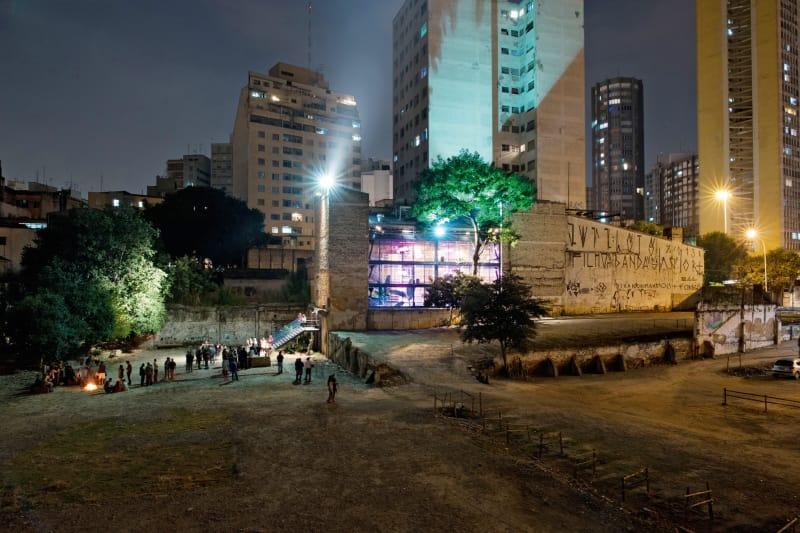 Teatro Oficina, São Paulo, Westansicht, 1984-1989