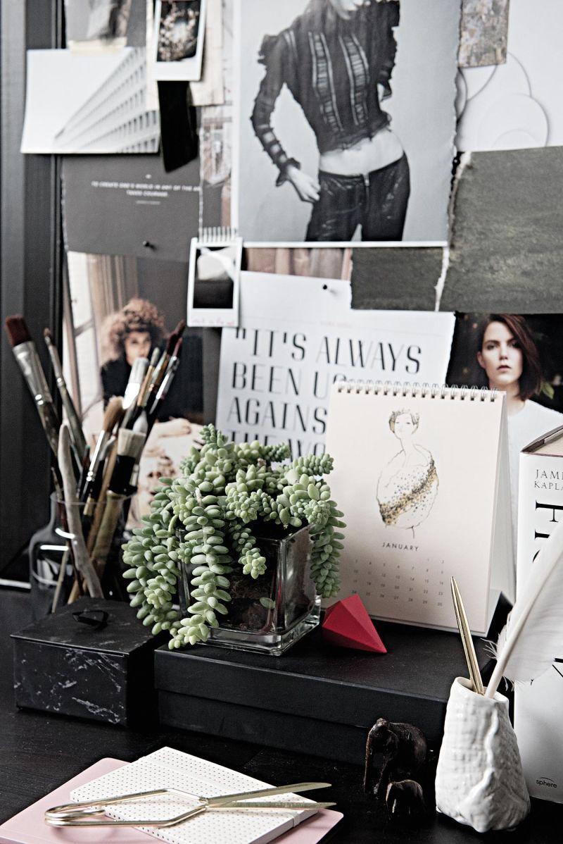 Valentina Fussels Blog Schreibtisch