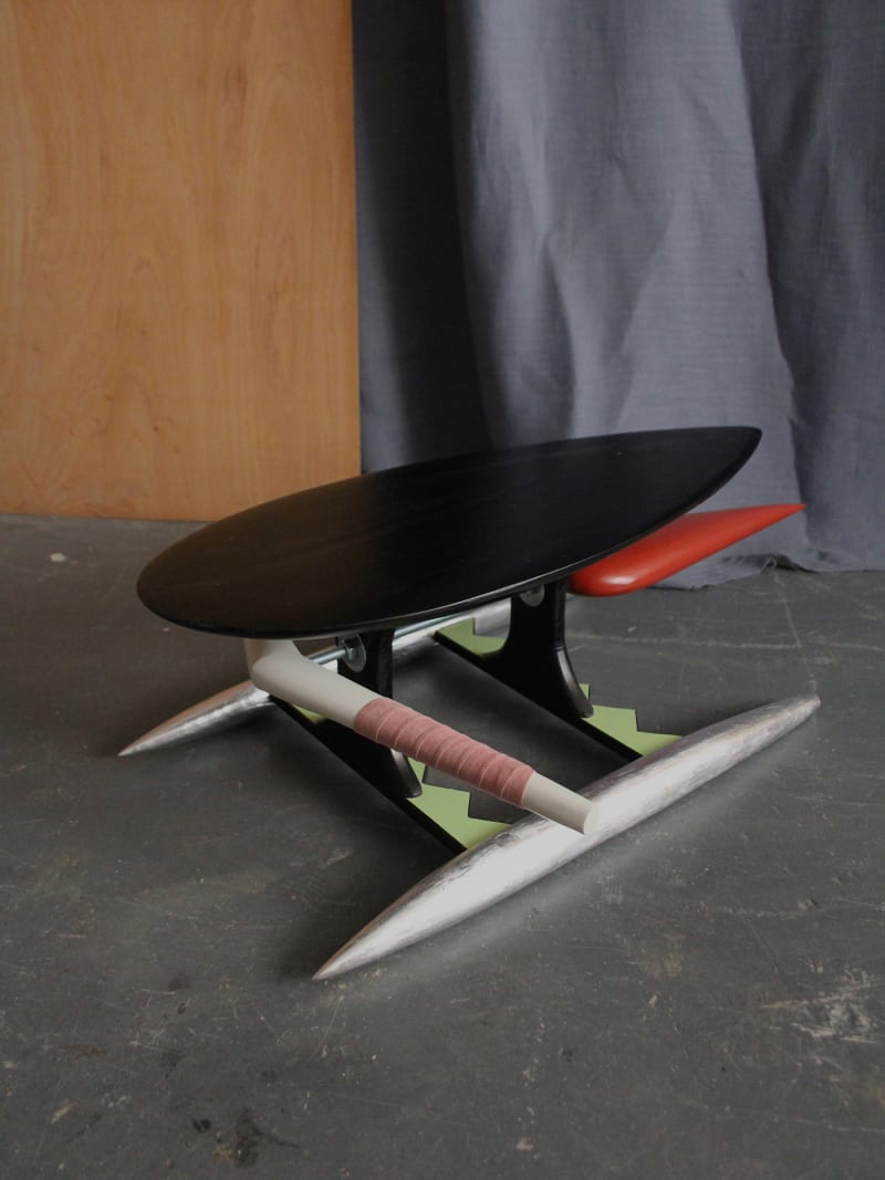 EJR Barnes, Junior Downhill Anvil Low Table