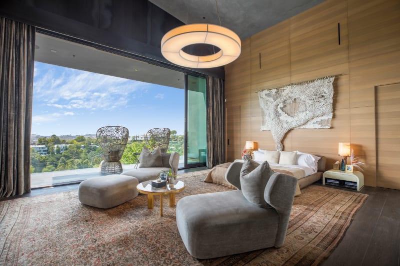 Schlafzimmer John Legend Chrissy Teigen