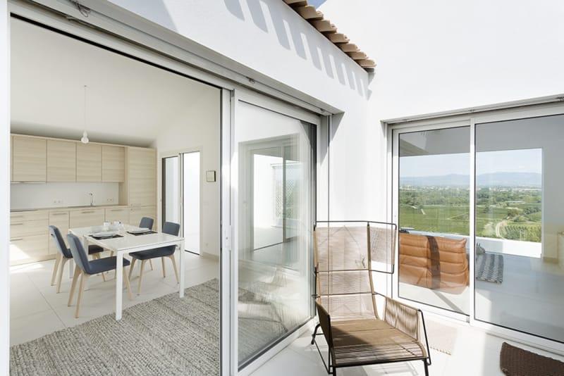 Villa Tranquille vier