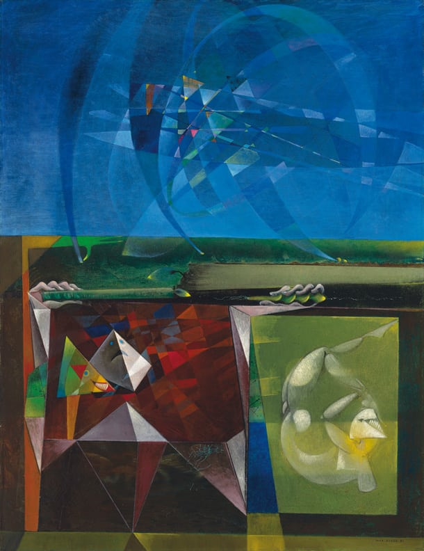 Lot-5-Don-Juan-et-Faustroll-,-1951,-by-Max-Ernst-----(estimate-500,000-800,000)