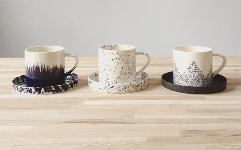 Tableware Masayoshi Oya