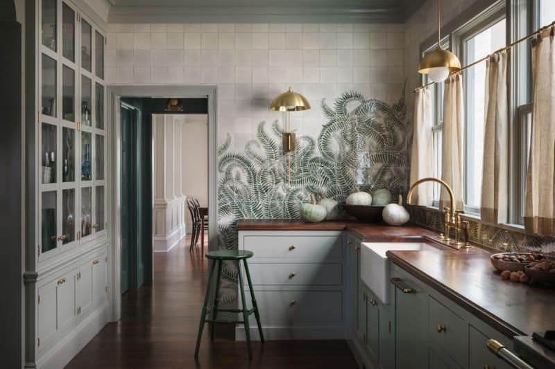 Küche in Portland von Jessica Helgerson Interior Design